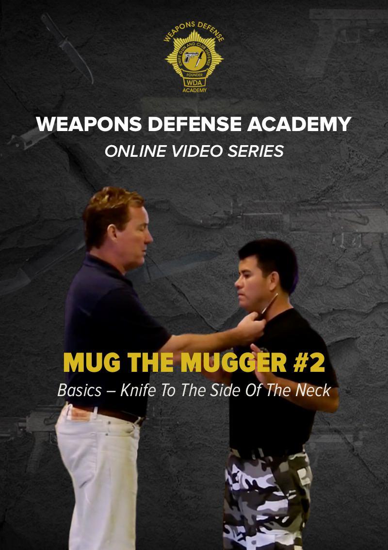 mug the mugger 2 front