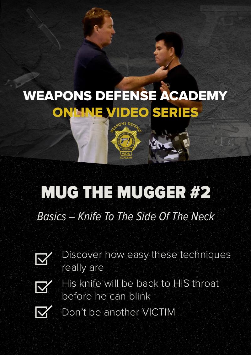 mug the mugger 2 back