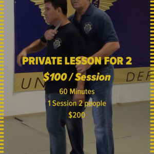 private class 100 session