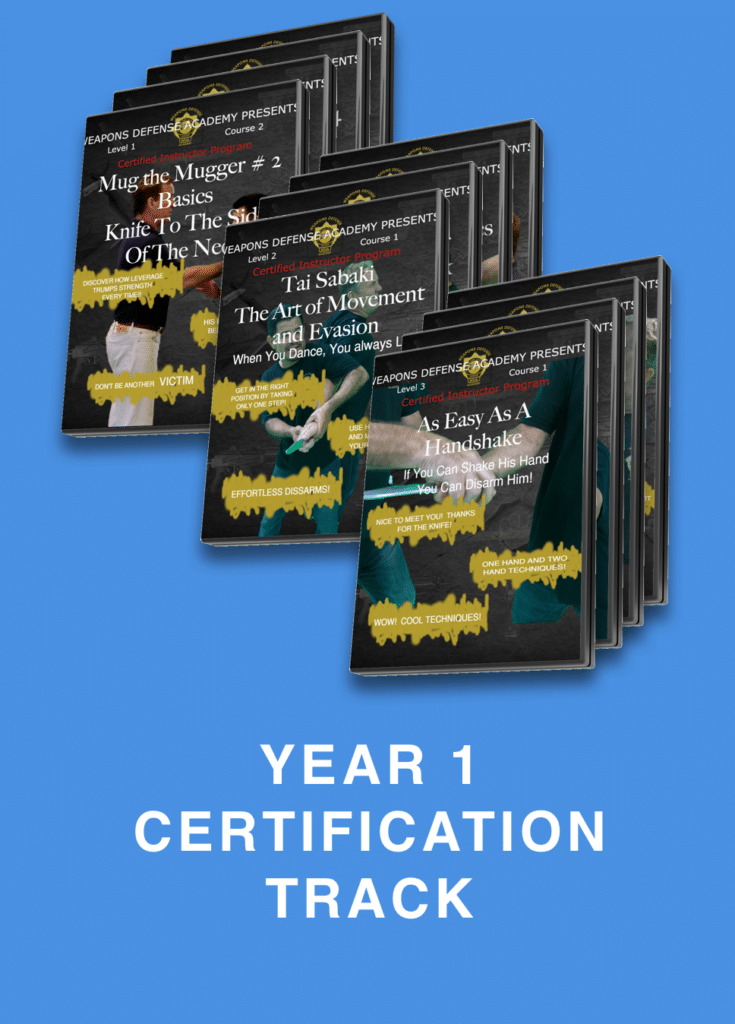 First Year Certification Track